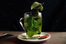 zielona herbata jest bardzo smaczna